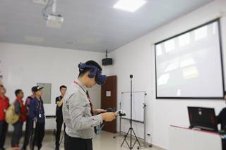 沉浸式培训 万博app手机下载新万博苹果下载官方网站首推航空维修VR智能培训平台