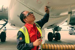 bobapp技术陕西分公司开展西北地区首次民用航空维修领域AR技术应用演练