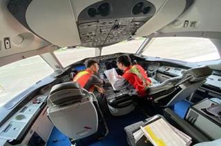 万博app手机下载新万博苹果下载官方网站787团队:牢守民航安全生命线